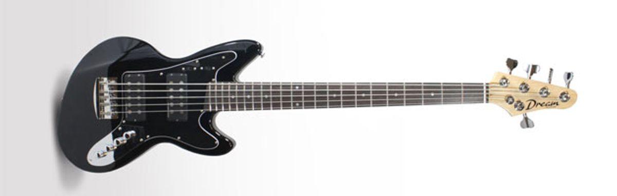 Dream Studio Guitars Introduces the M5 Bass