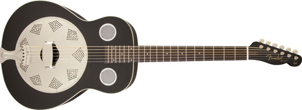 fender unveils new resonators and fa 300ce acoustic electric pack 2014 11 11 premier guitar. Black Bedroom Furniture Sets. Home Design Ideas