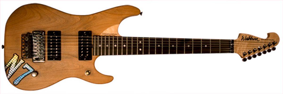 Washburn USA Custom Shop Nuno Bettencourt N7 Electric Guitar Review