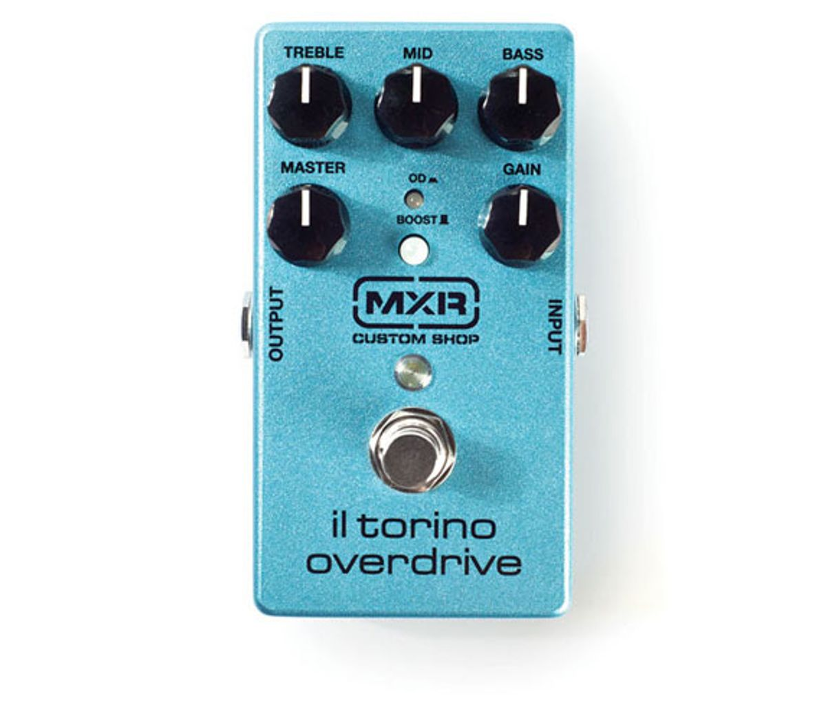 MXR Introduces the Il Torino Overdrive