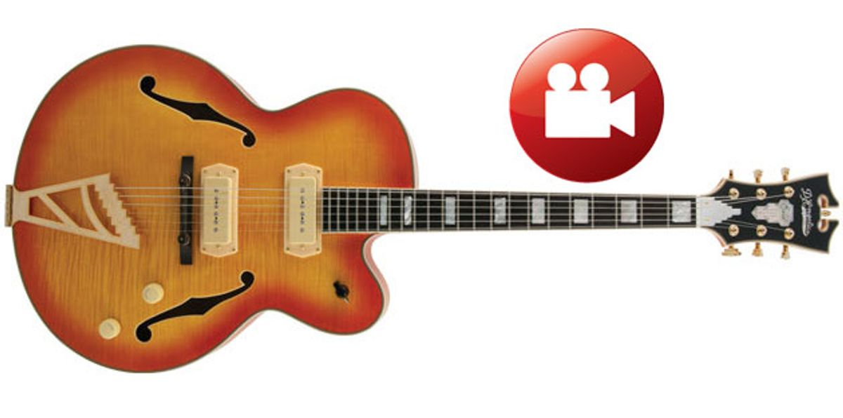 D'Angelico EX-59 Review