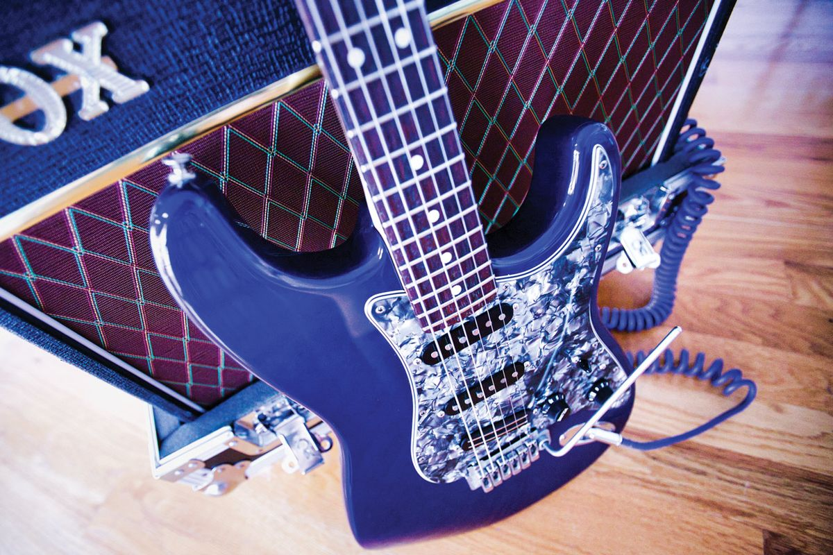 Signal to Noise: The Binary Soul of Electric Guitar