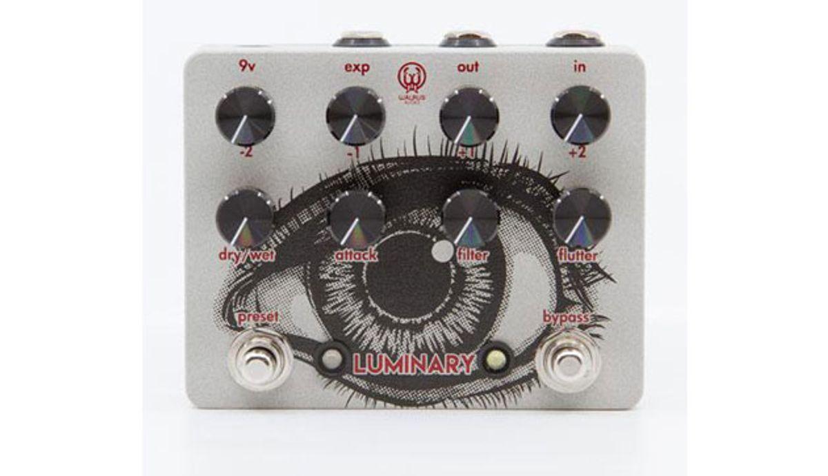 Walrus Audio Introduces the Luminary Octave Generator V2