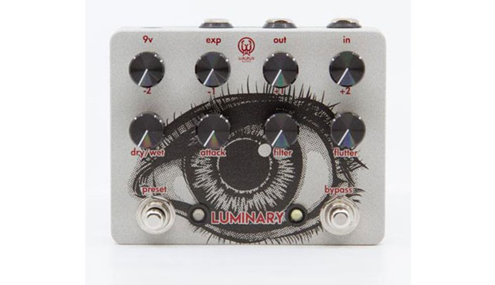 Walrus Audio Introduces the Luminary Octave Generator V2