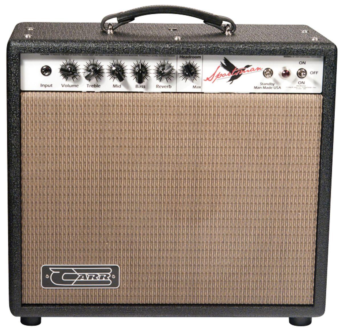 Carr Amplifiers Sportsman Amp Review
