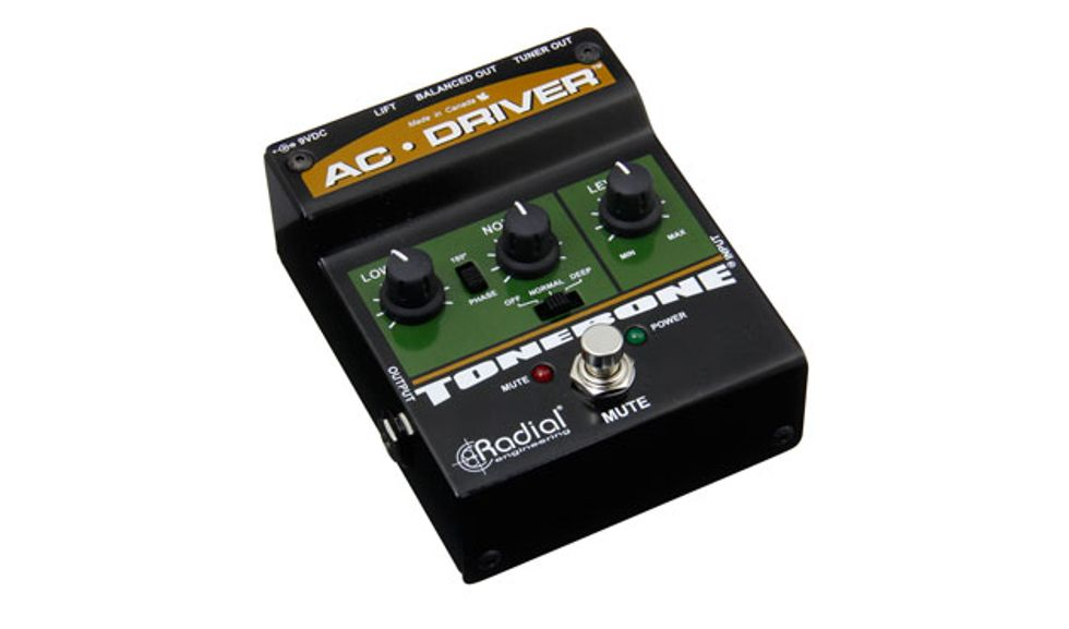 Radial Announces the AC-Driver