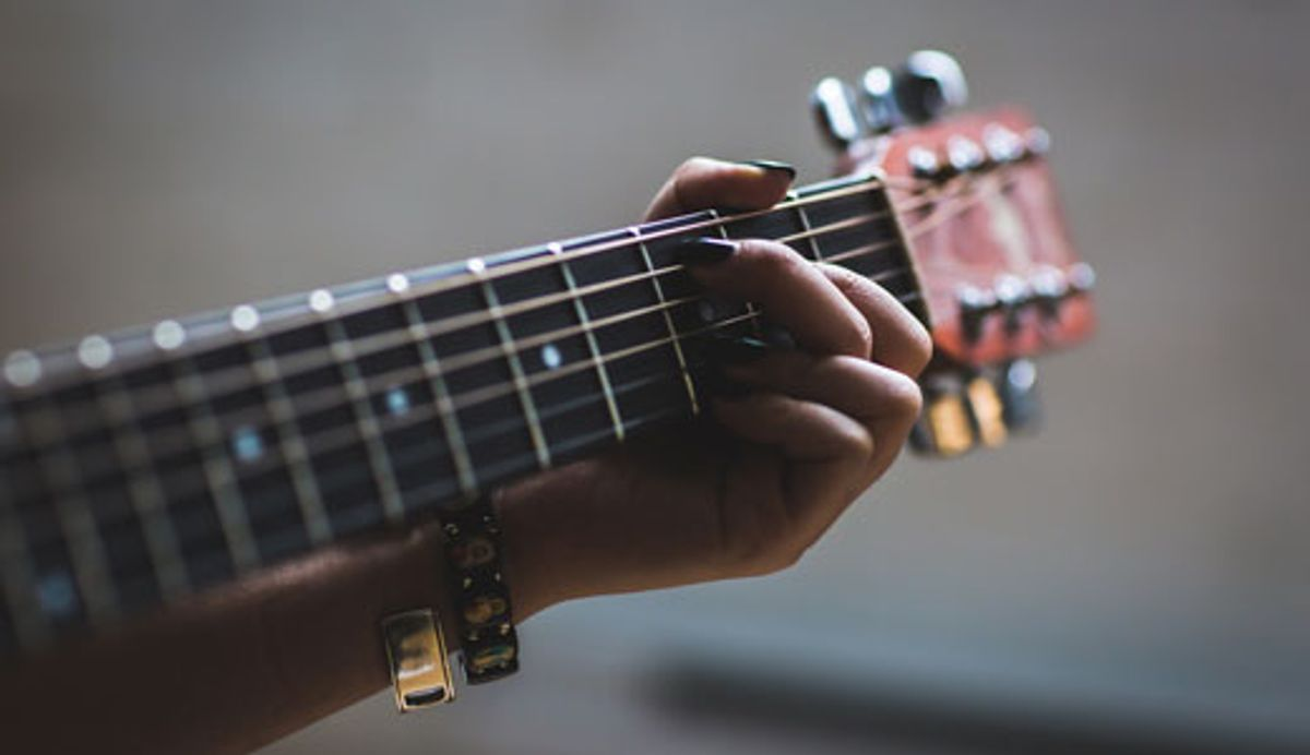 What the Ell? How to Make the Most of 4 Chords