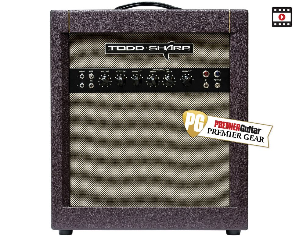 todd sharp joat 20 premier guitar rh premierguitar com Millet Amp Tube Biasing a Tube Amp