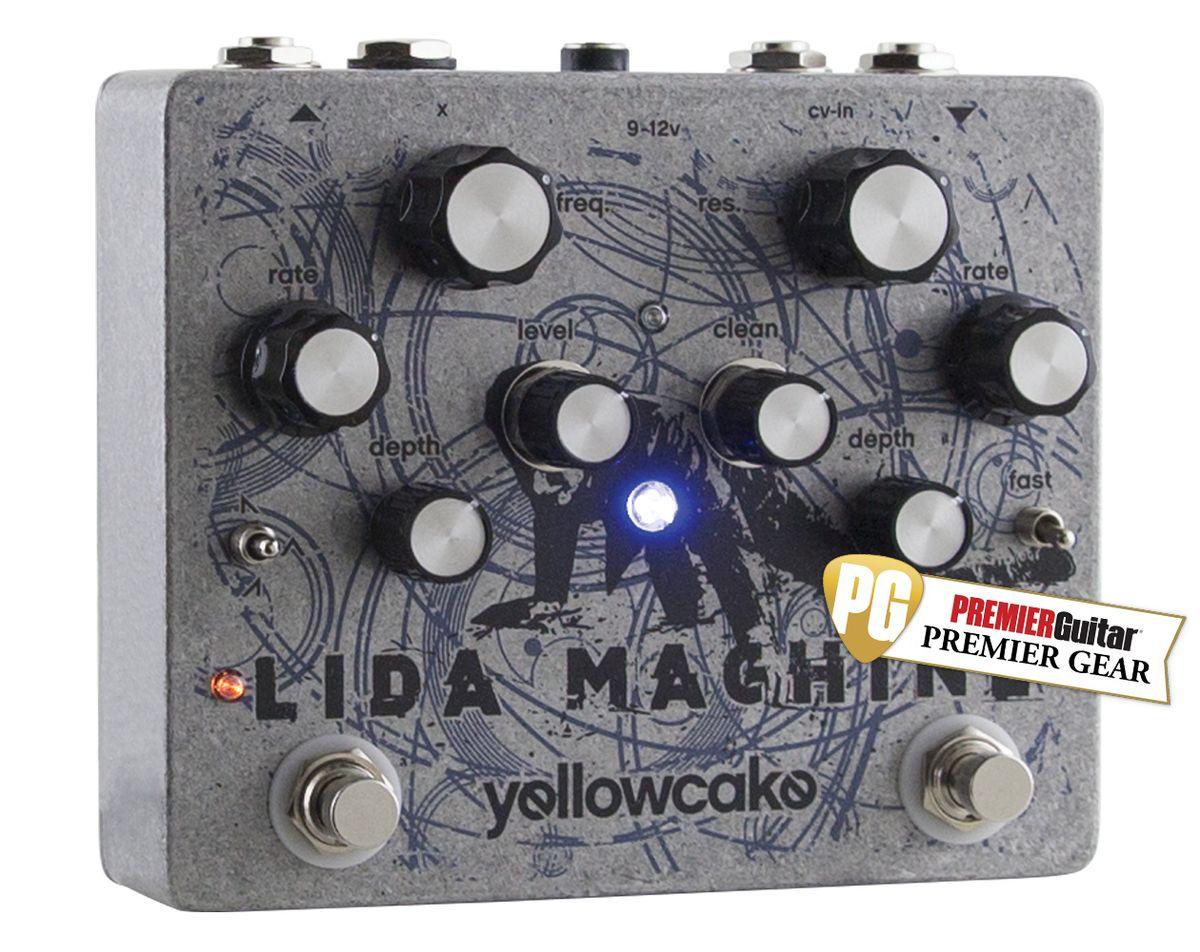 Yellowcake Lida Machine Review