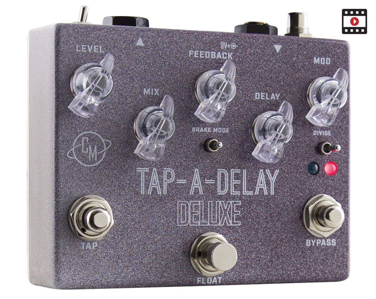 Cusack Music Tap-A-Delay Deluxe Review