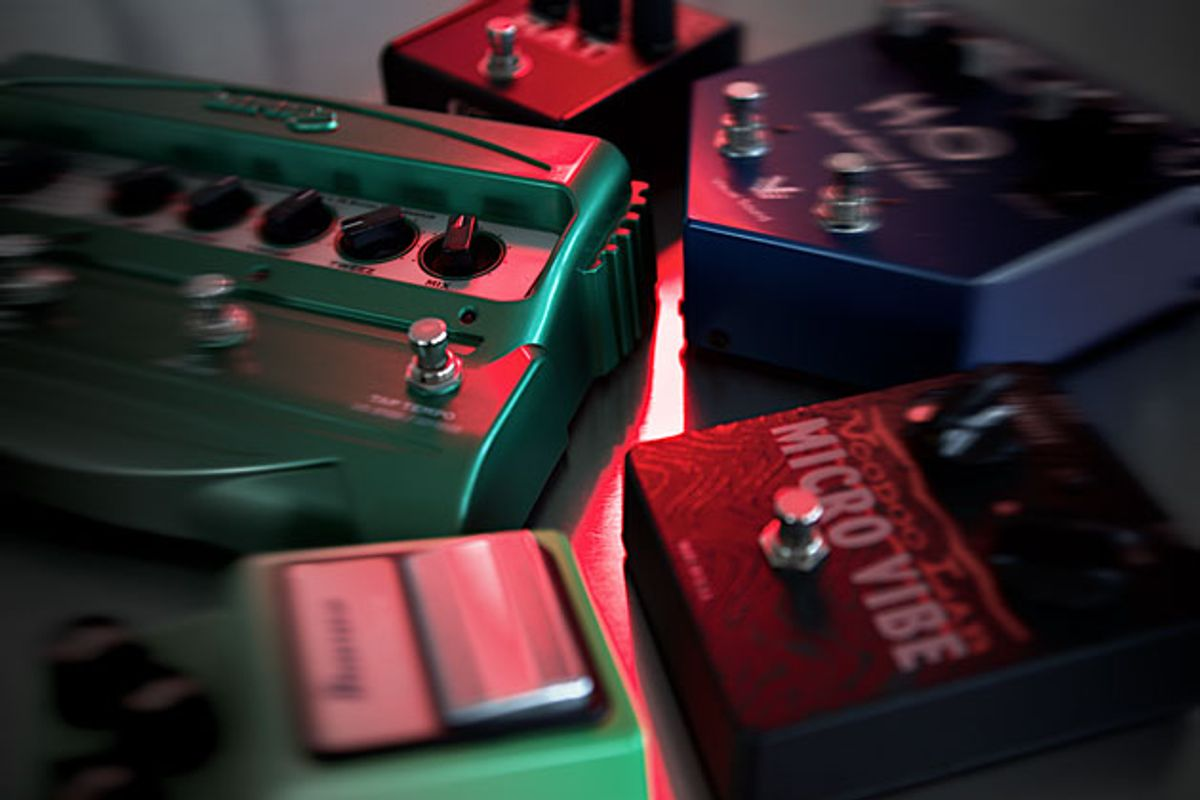 Eclectic Effecting 101: How to Use Stock Pedals to Unlock New Sounds