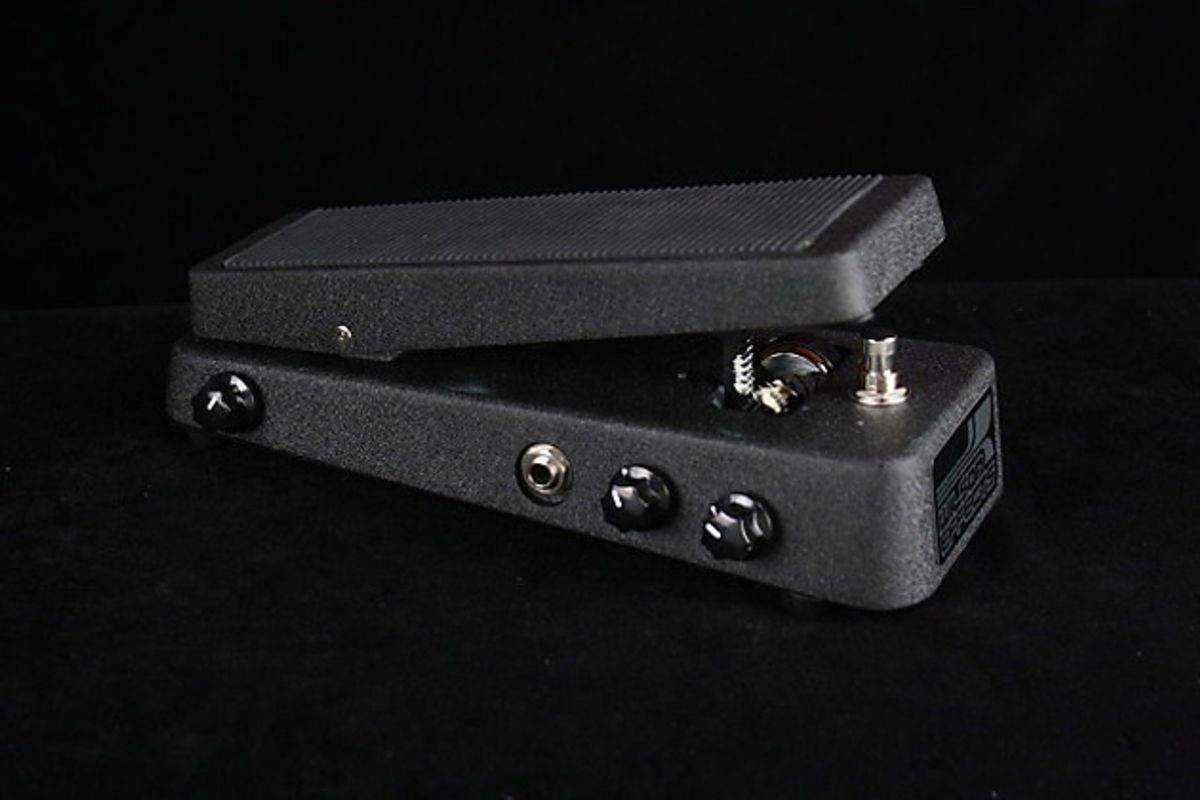 Wilson Effects Unveils the Freaker Wah V2
