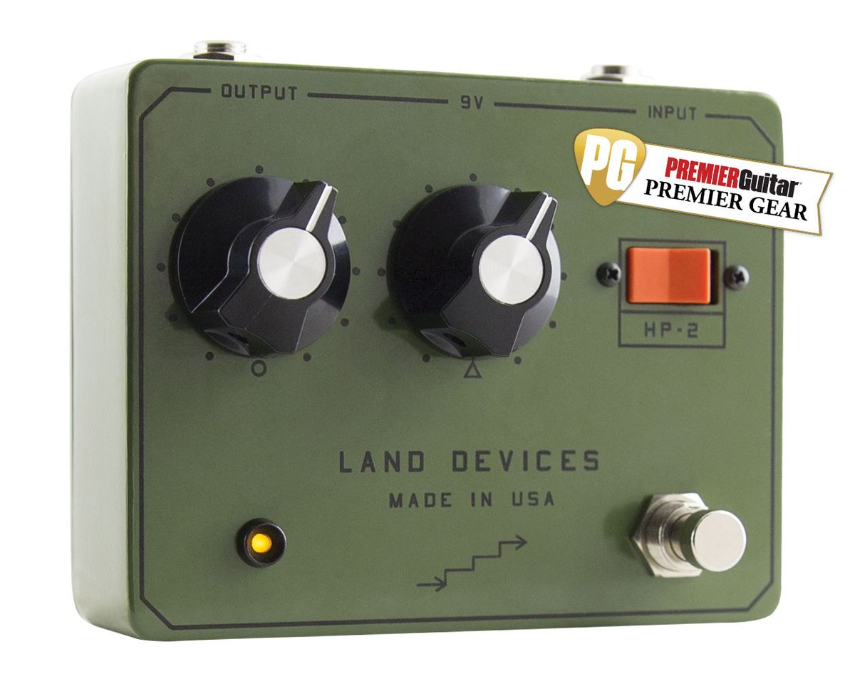 Land Devices HP-2 Review