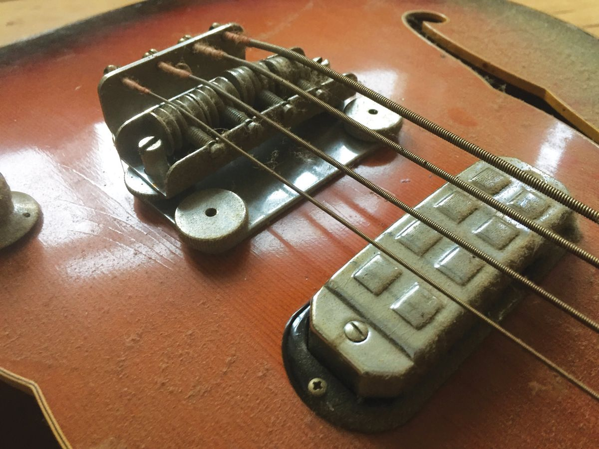 Bass Bench: Dead Strings ... Revive or Replace?