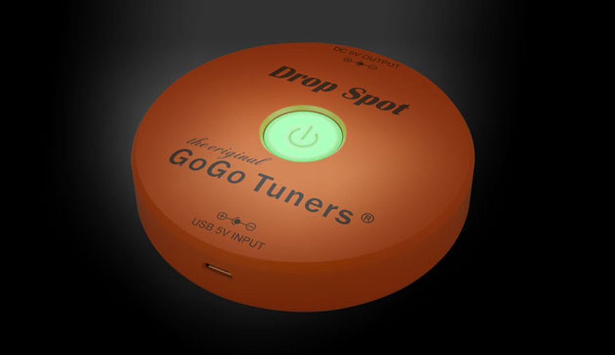 GoGo Tuners Introduces the DropSpot