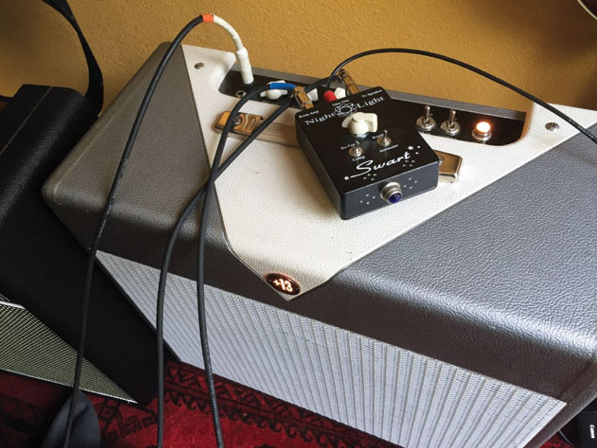 The Recording Guitarist: Speakers? We Don't Need No Stinking Speakers!
