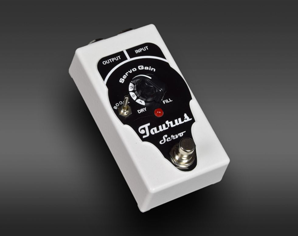 Taurus Amps Announces the Servo