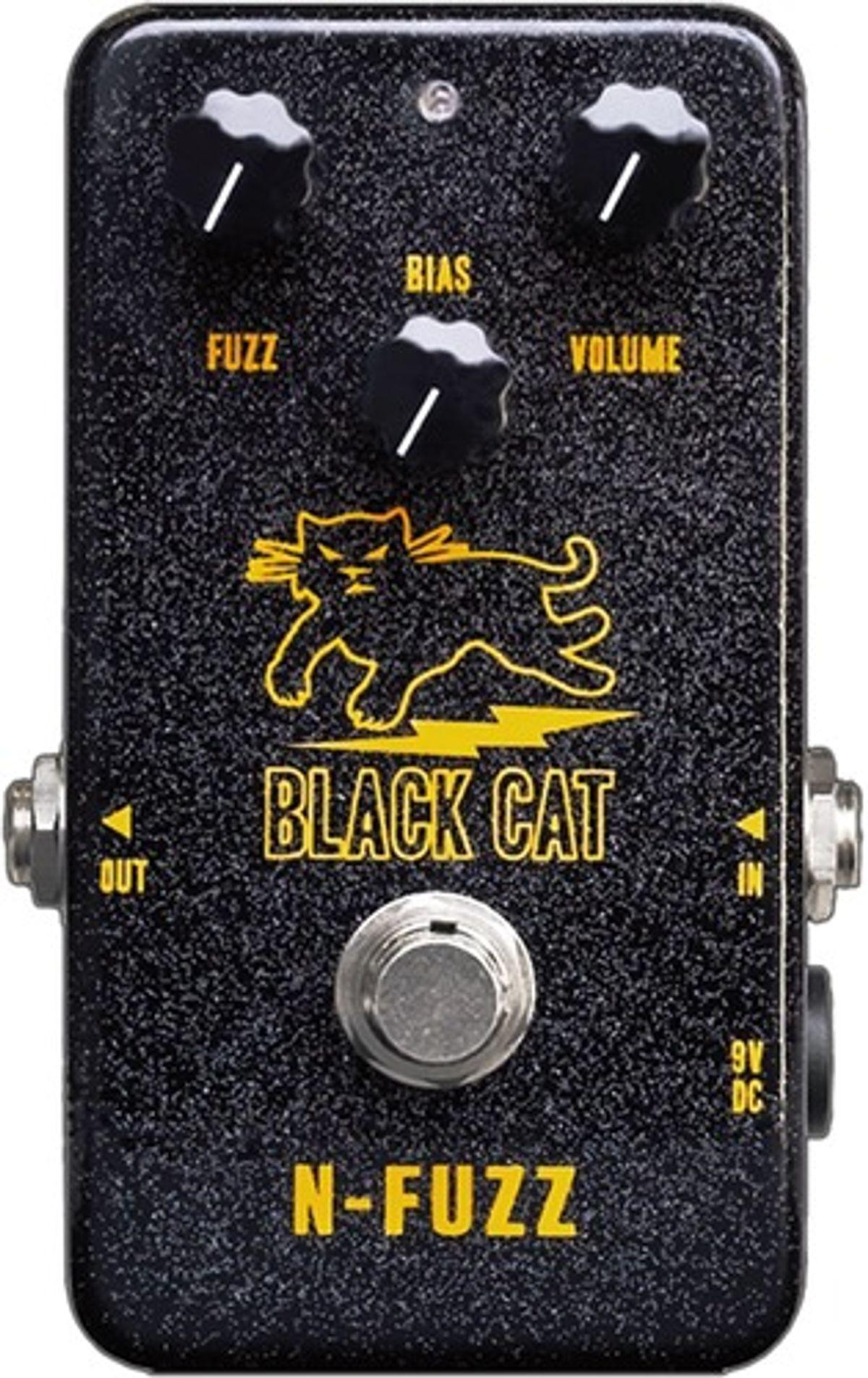 Black Cat Pedals Announces the N-Fuzz