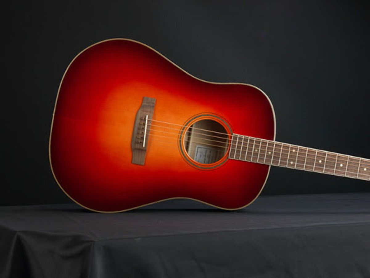 Bedell Guitars Unveils the Wildfire Series