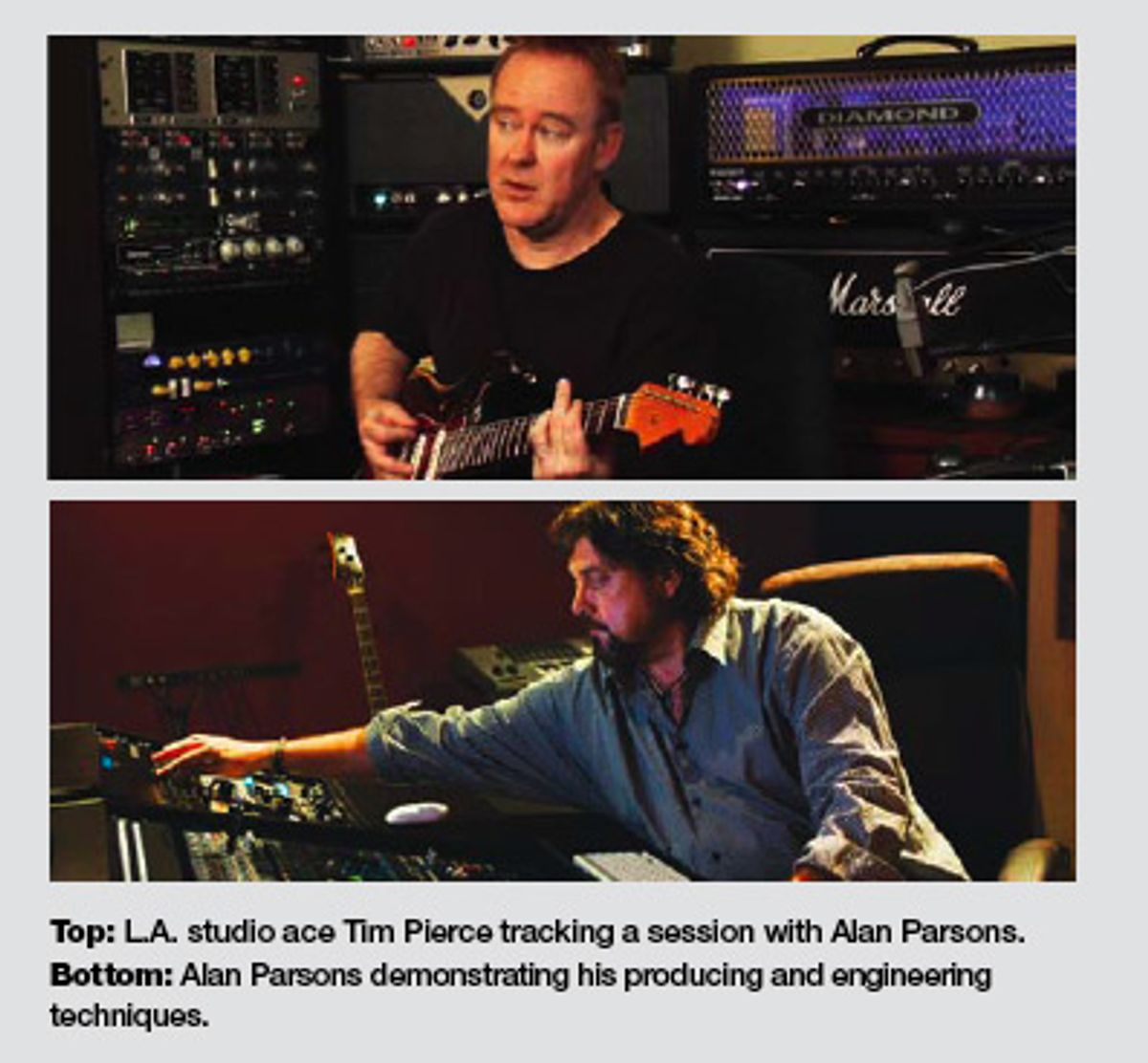 """Alan Parsons' """"Art and Science of Sound Recording"""""""