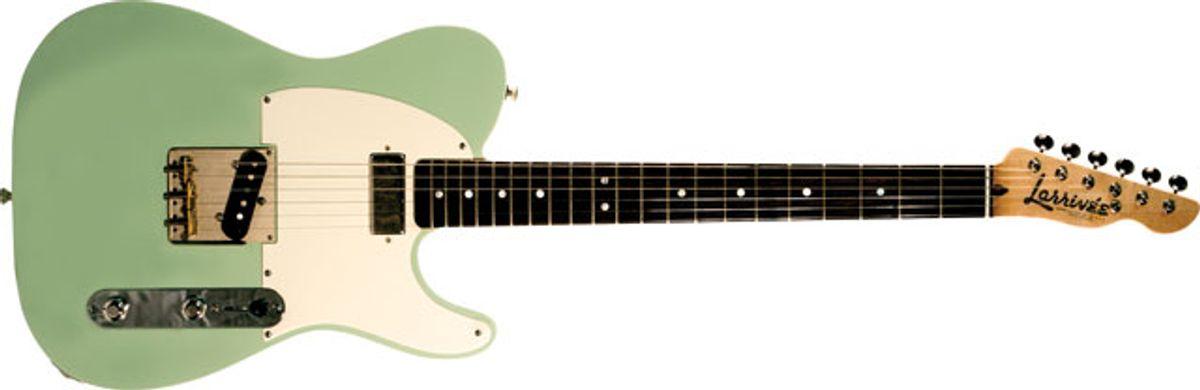 Larrivée Guitars Bakersfield Electric Guitar Review