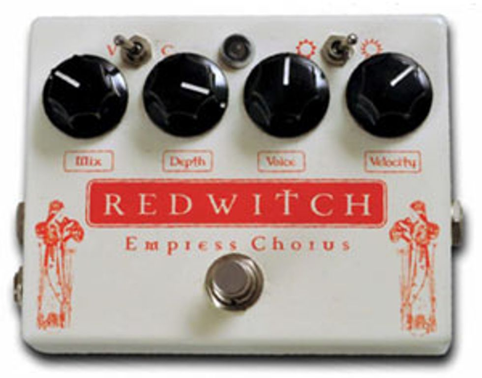 Red Witch Empress Chorus Review