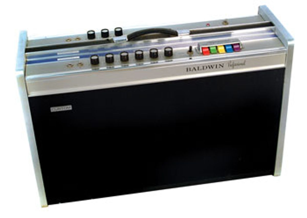 Baldwin Model C1 Amplifier - Premier Guitar
