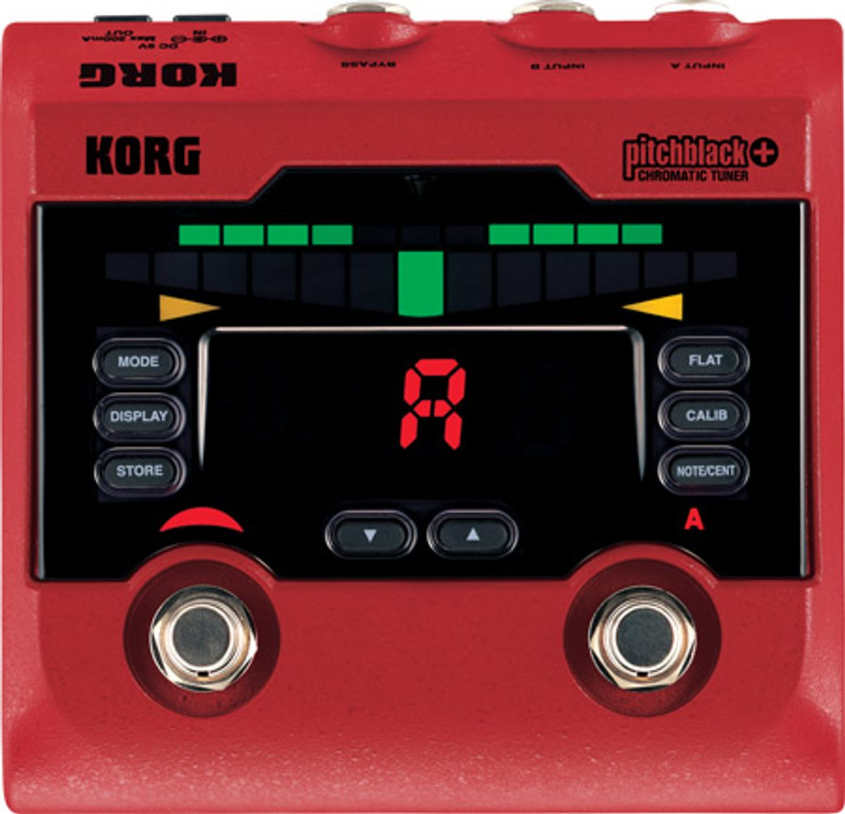 Korg Introduces Pitchblack+ and Pitch Clip Tuners and MA-1 Solo Metronome