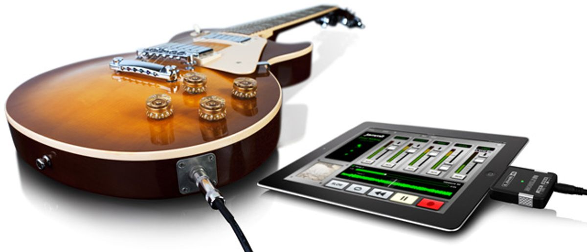 Line 6 and Jammit Announce Enhanced Mobile In/Jammit App Functionality