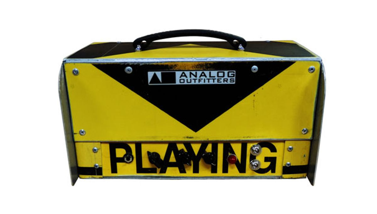 Analog Outfitters Introduces the Road Amp