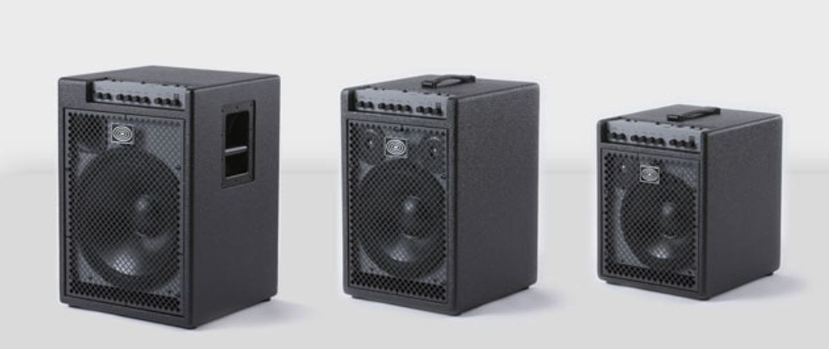 Schertler Releases the Bass Fidelity Amp Series