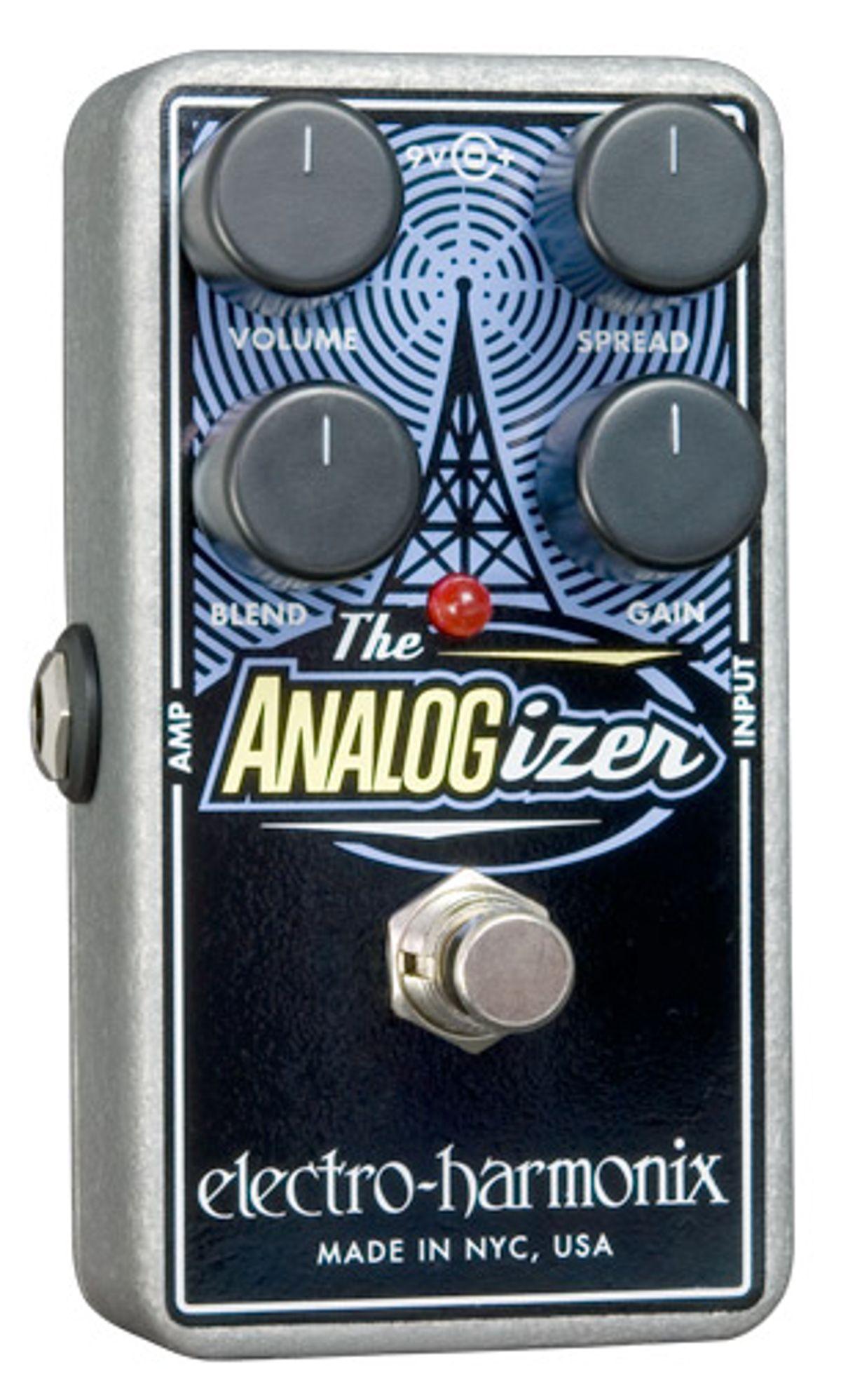 Electro-Harmonix Analogizer Pedal Review