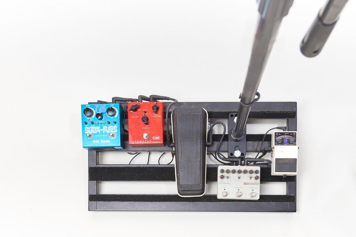 Metaldozer Machine Works Introduces the Mod Stand