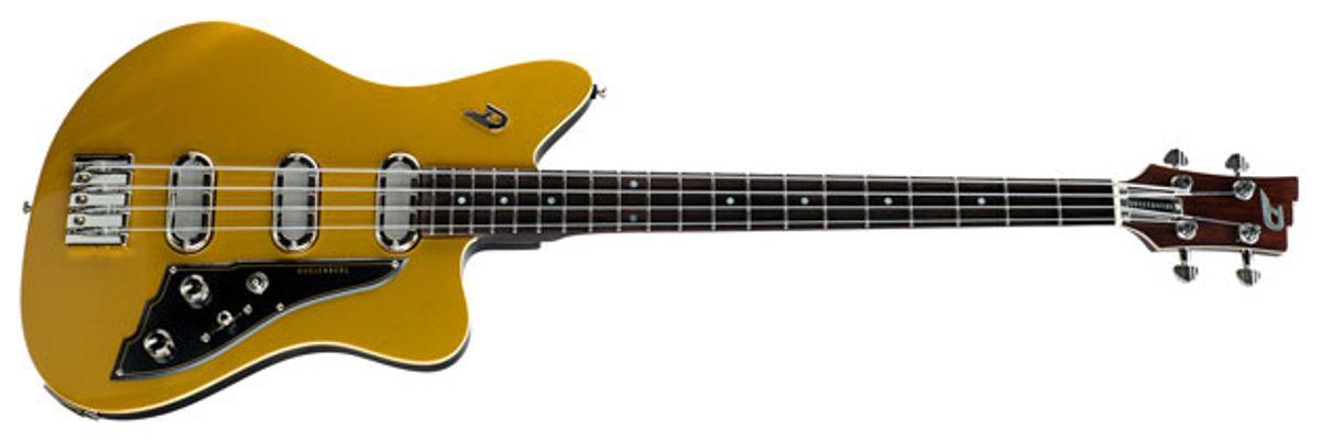 Duesenberg Unveils the Triton Bass
