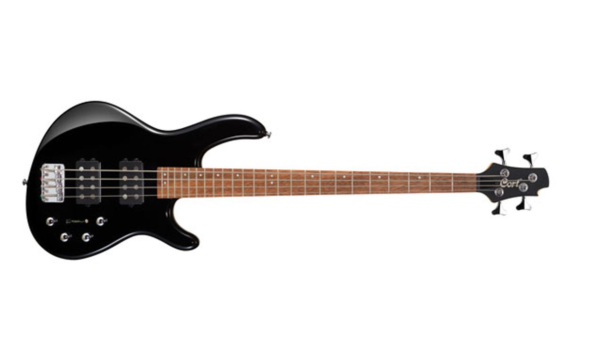 Cort Releases the Action HH4 Bass