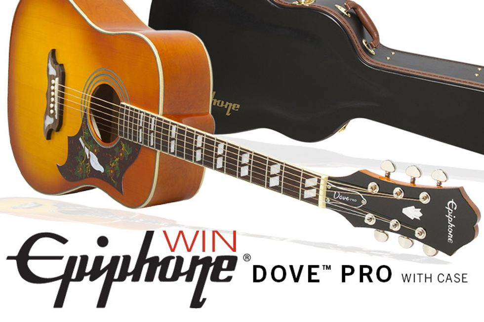 Other Gear Giveaways: Epiphone September Giveaway | 2019-09