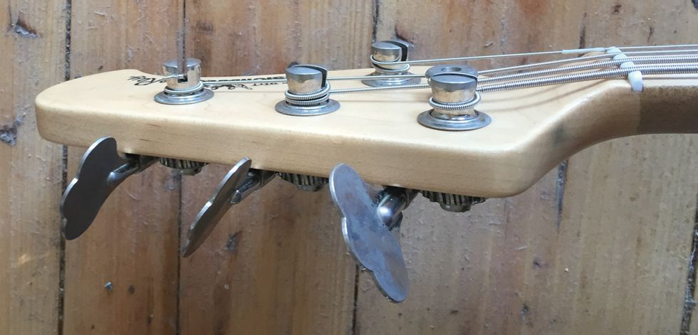 Bass Bench: Give Me a Break!