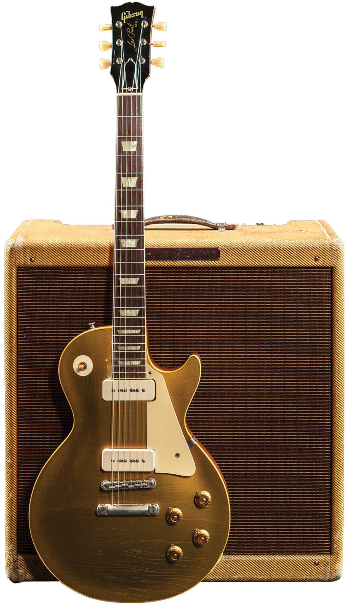 Vintage Vault: 1956 Gibson Les Paul