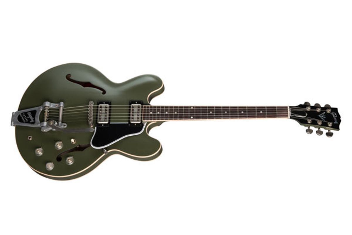 Gibson Launches the Chris Cornell Tribute ES-335