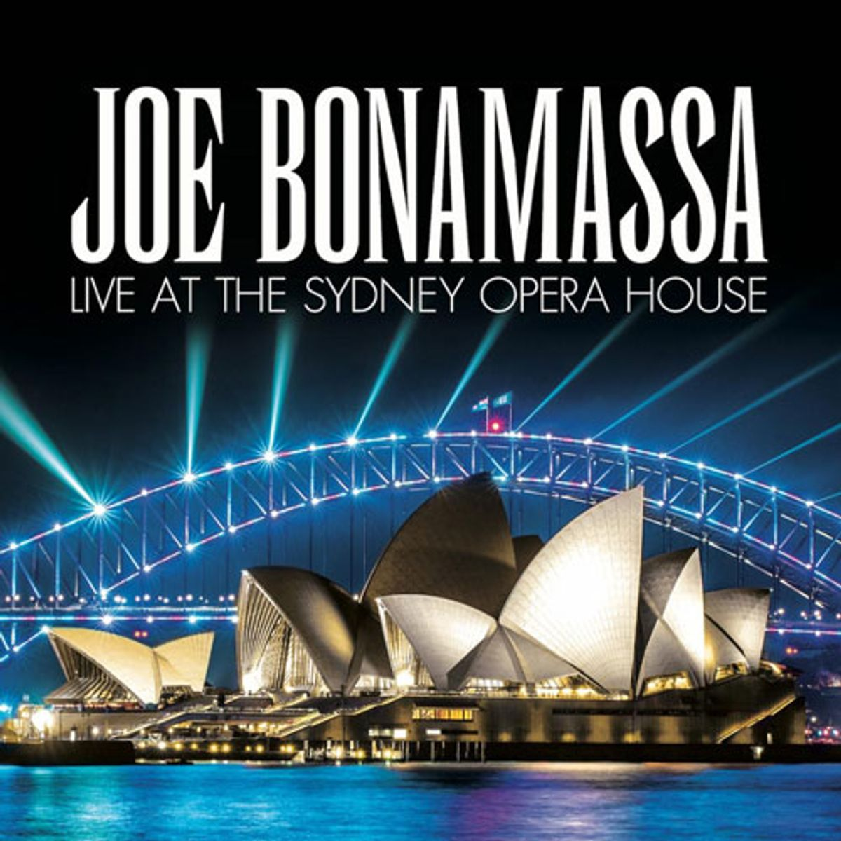 Joe Bonamassa Announces 'Live at the Sydney Opera House'