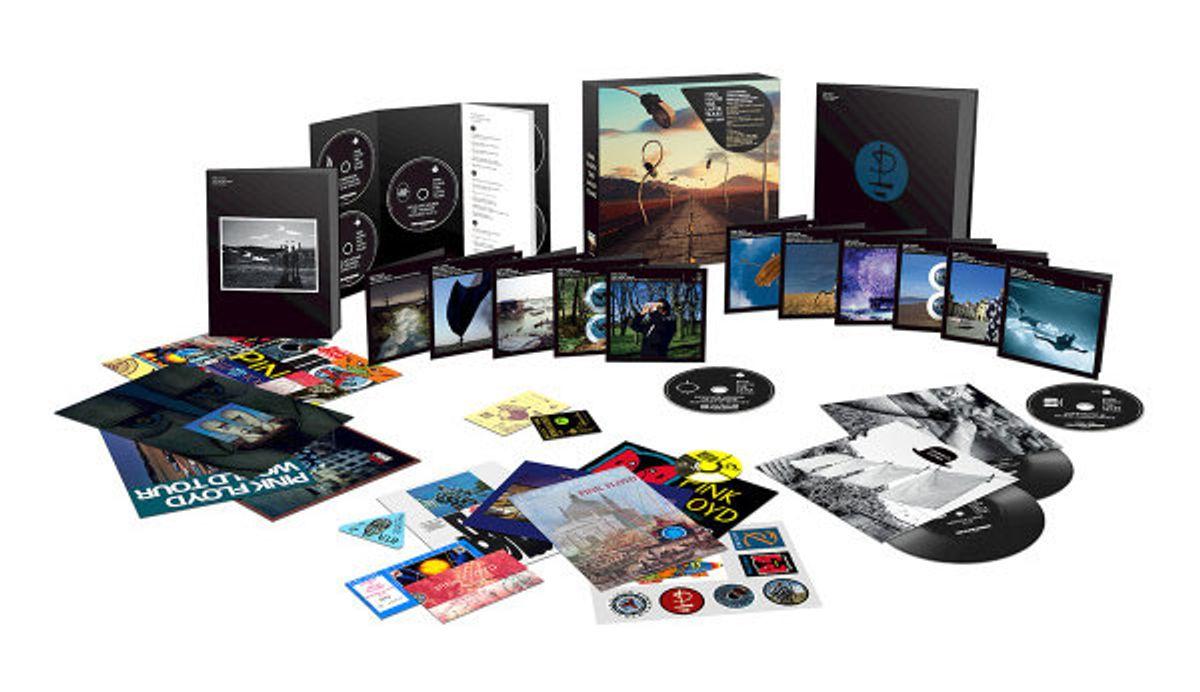 Pink Floyd Unveils Massive Box Set