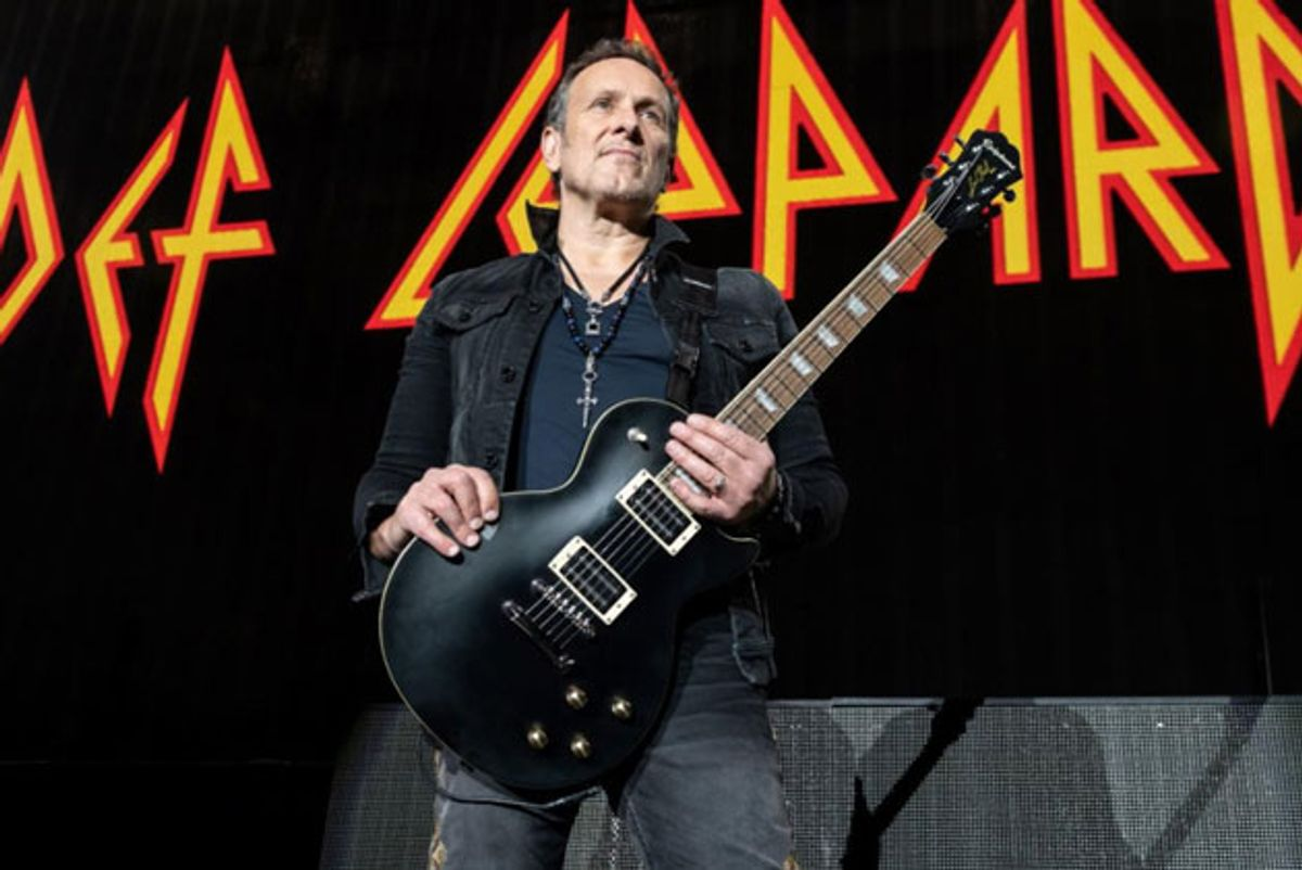 Epiphone Releases the Vivian Campbell 'Holy Diver' Les Paul