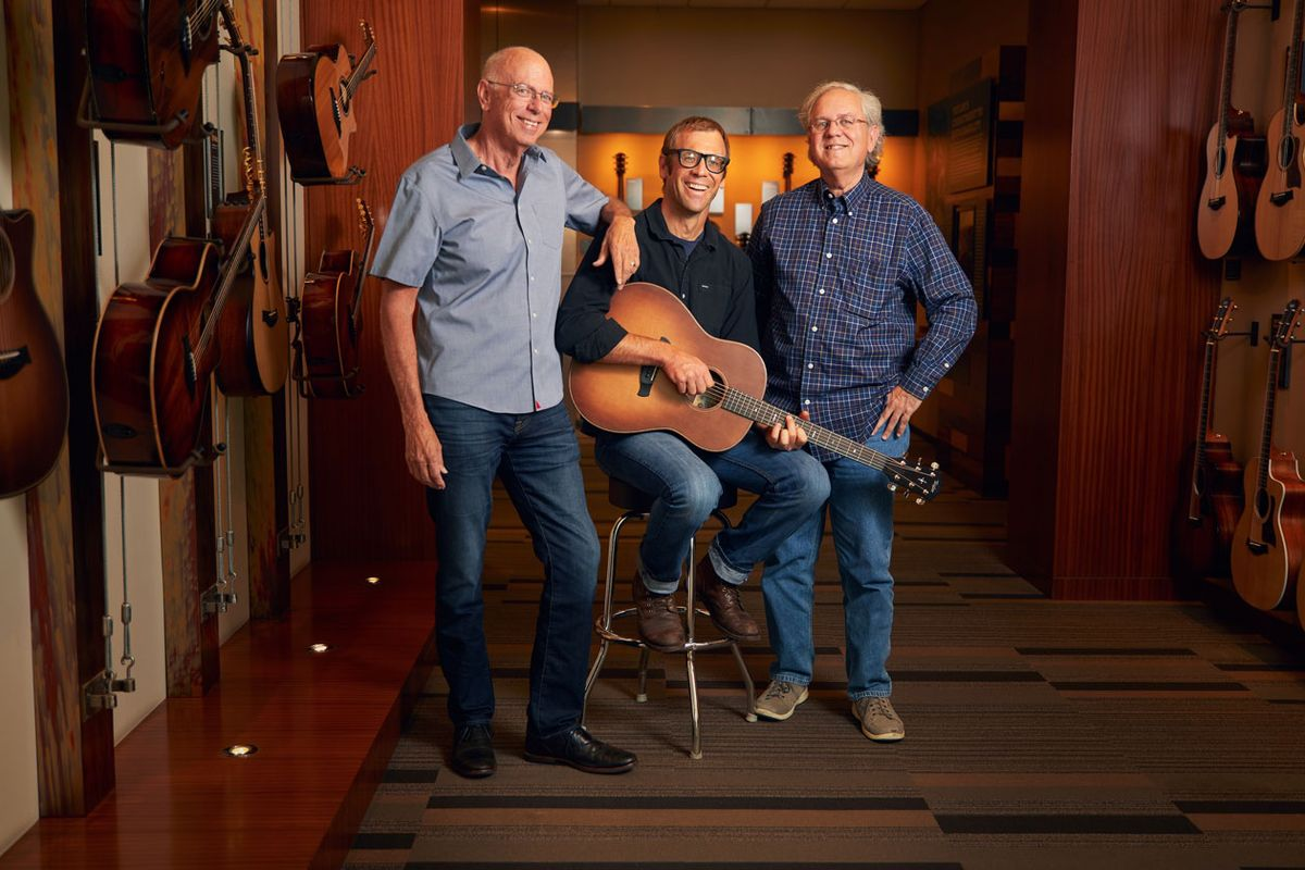 Andy Powers Is Made Partner At Taylor Guitars