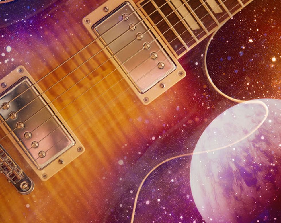 A Beginner's Guide to Ambient Guitar | Premier Guitar