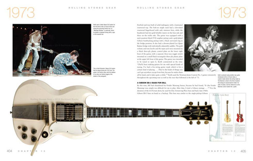 Book Excerpt Rolling Stones Gear Premier Guitar