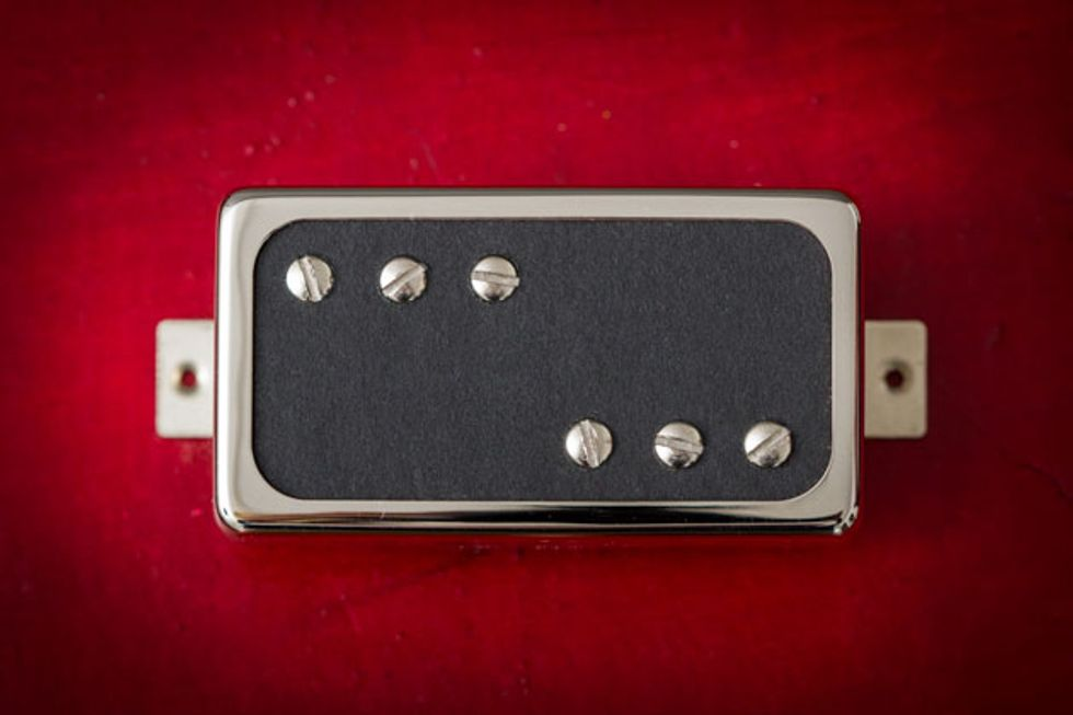 McNelly Guitars Pickup