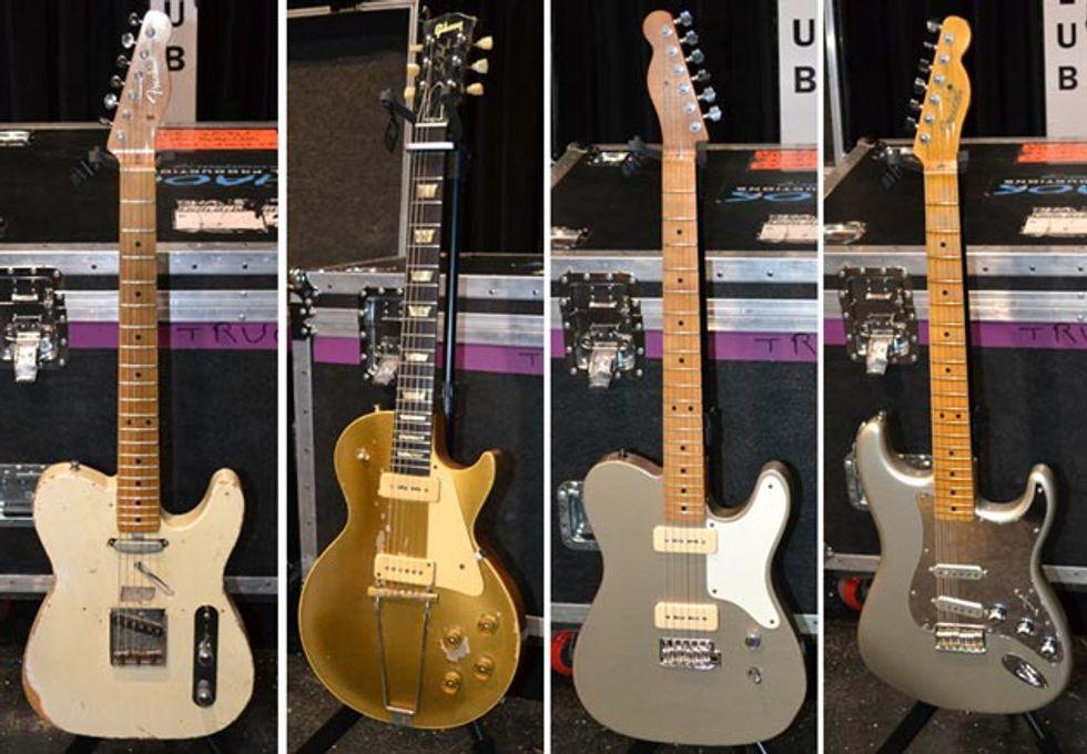 Rig Rundown Keith Urban 2014 02 03 Premier Guitar