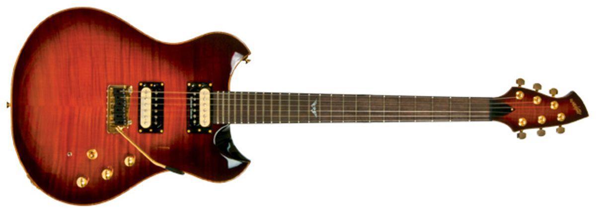 Wechter Pathmaker PM-7352 Electric Guitar Review