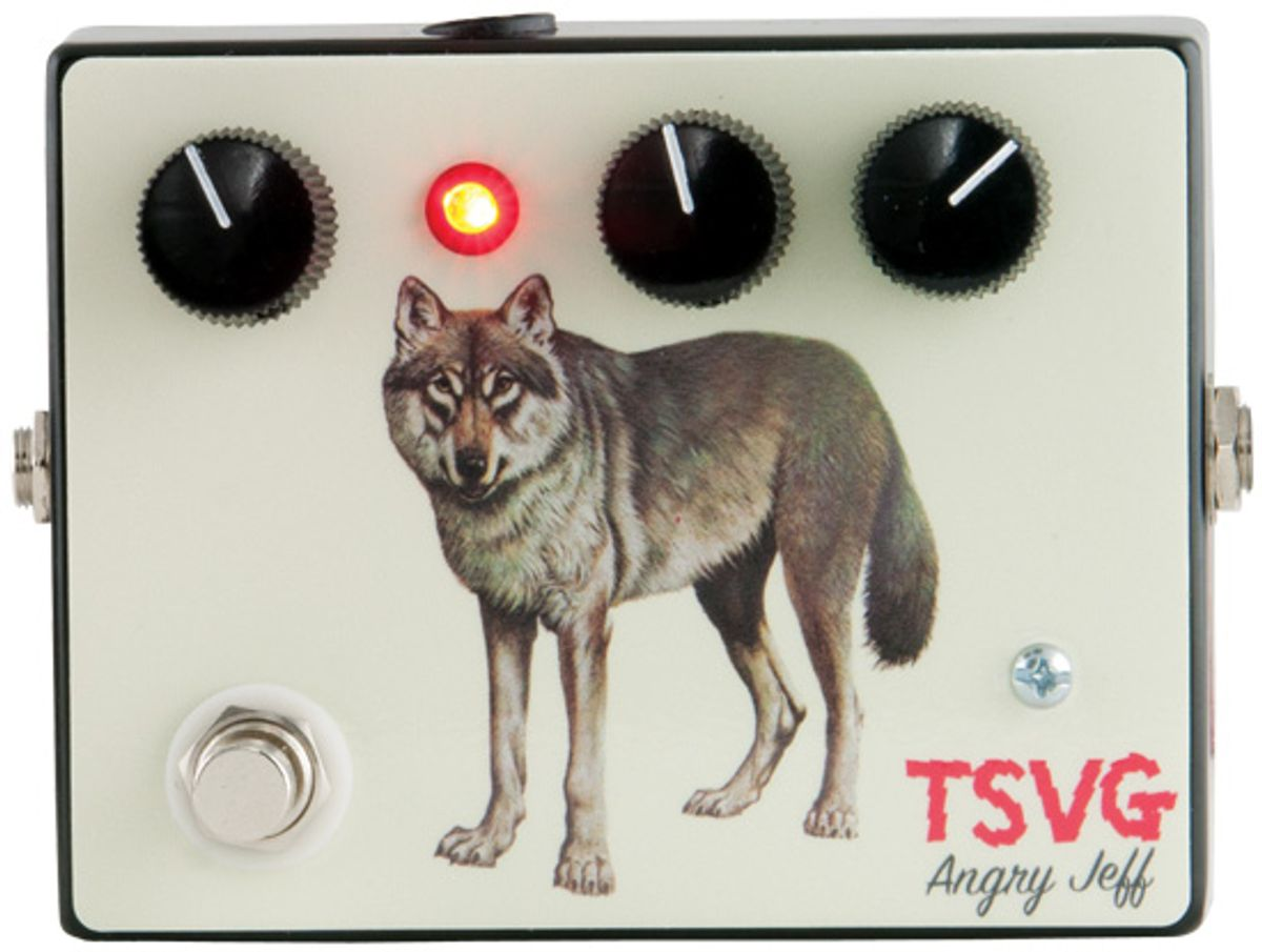 TSVG Angry Jeff Pedal Review