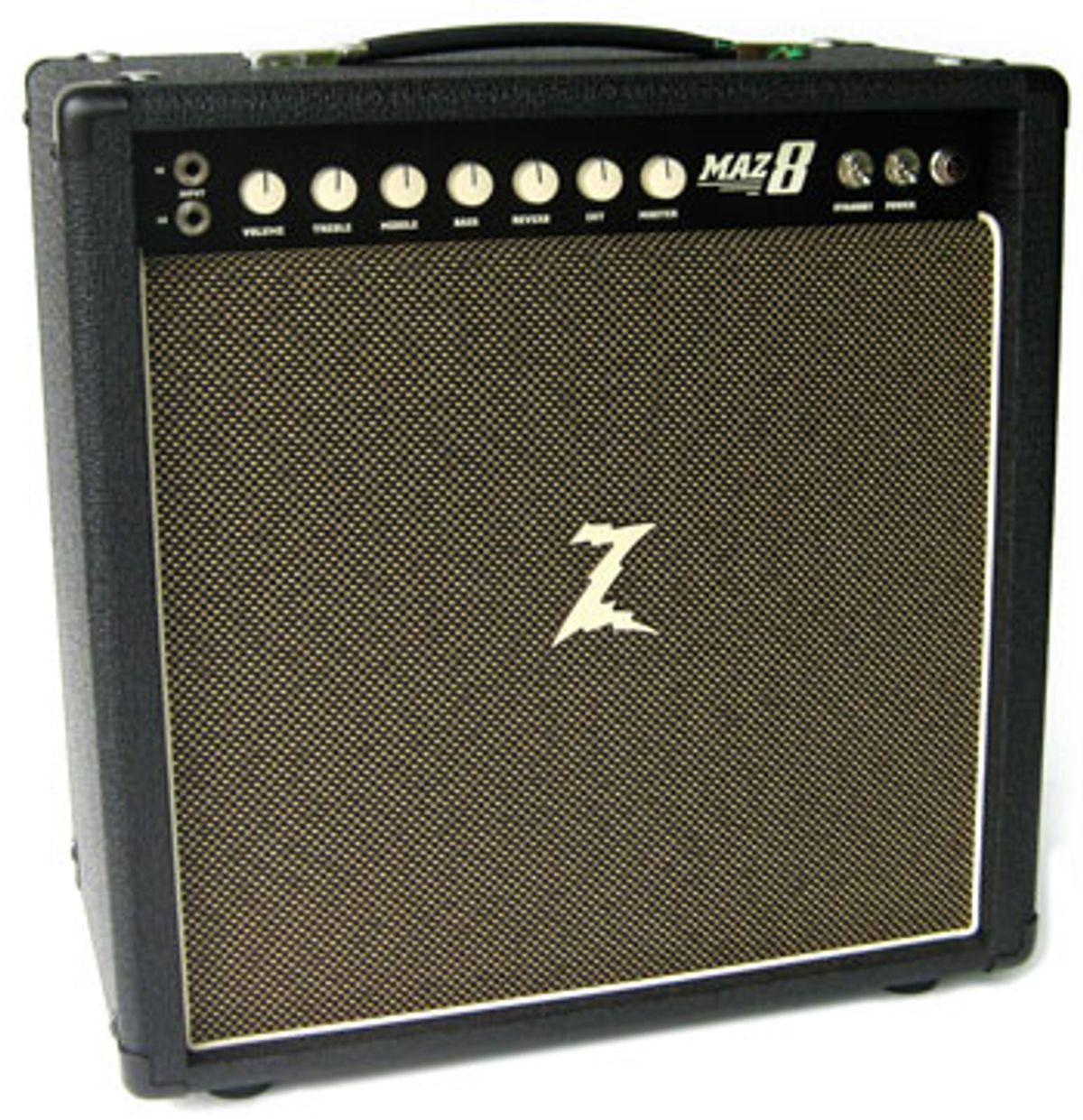 Dr. Z Releases Maz 8 Amp